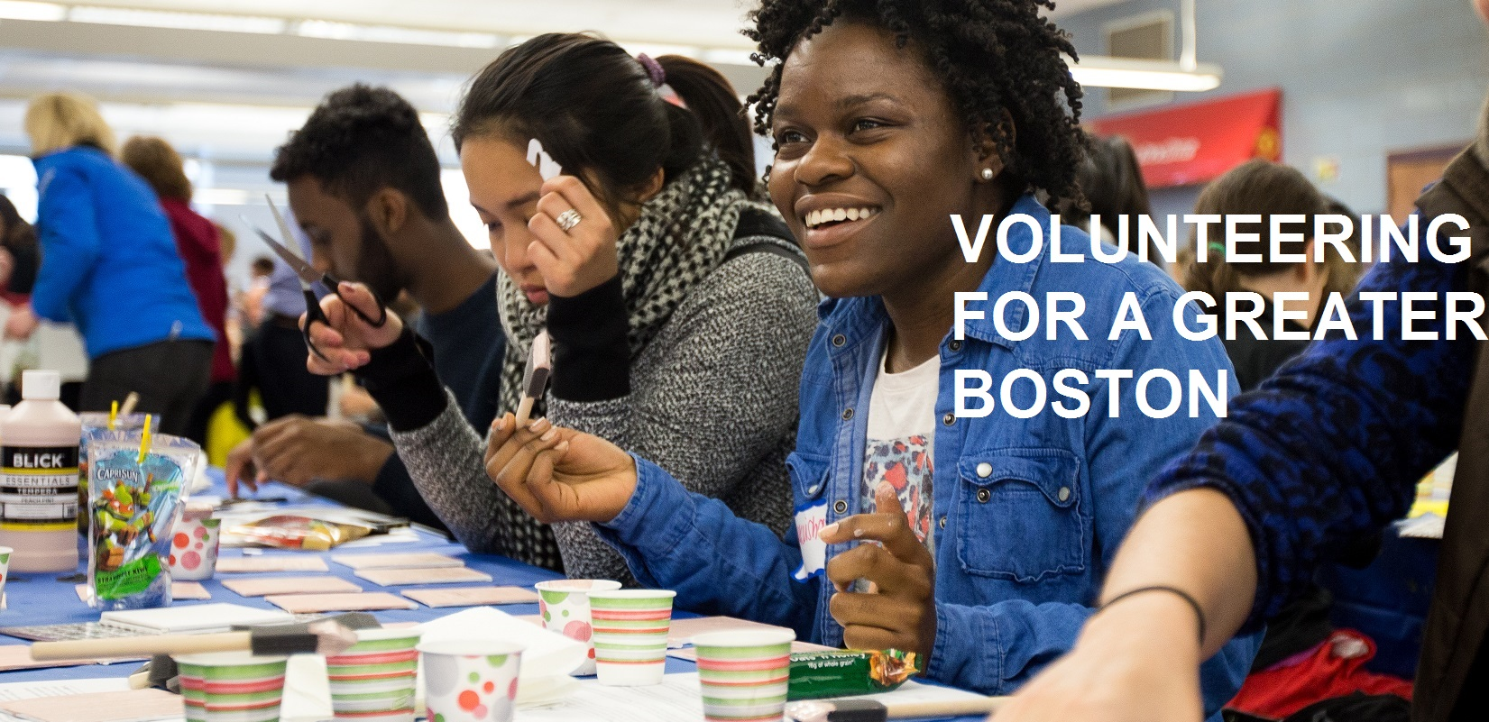 Boston Cares | Volunteering for a Greater Boston